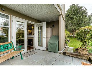Photo 12: 106 74 MINER Street in New Westminster: Fraserview NW Condo for sale : MLS®# V1121368