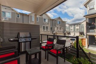 """Photo 19: 42 19913 70 Avenue in Langley: Willoughby Heights Townhouse for sale in """"THE BROOKS"""" : MLS®# R2208811"""