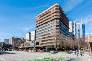 Photo 1: 606 1177 HORNBY STREET in Vancouver: Downtown VW Condo for sale (Vancouver West)  : MLS®# R2250865