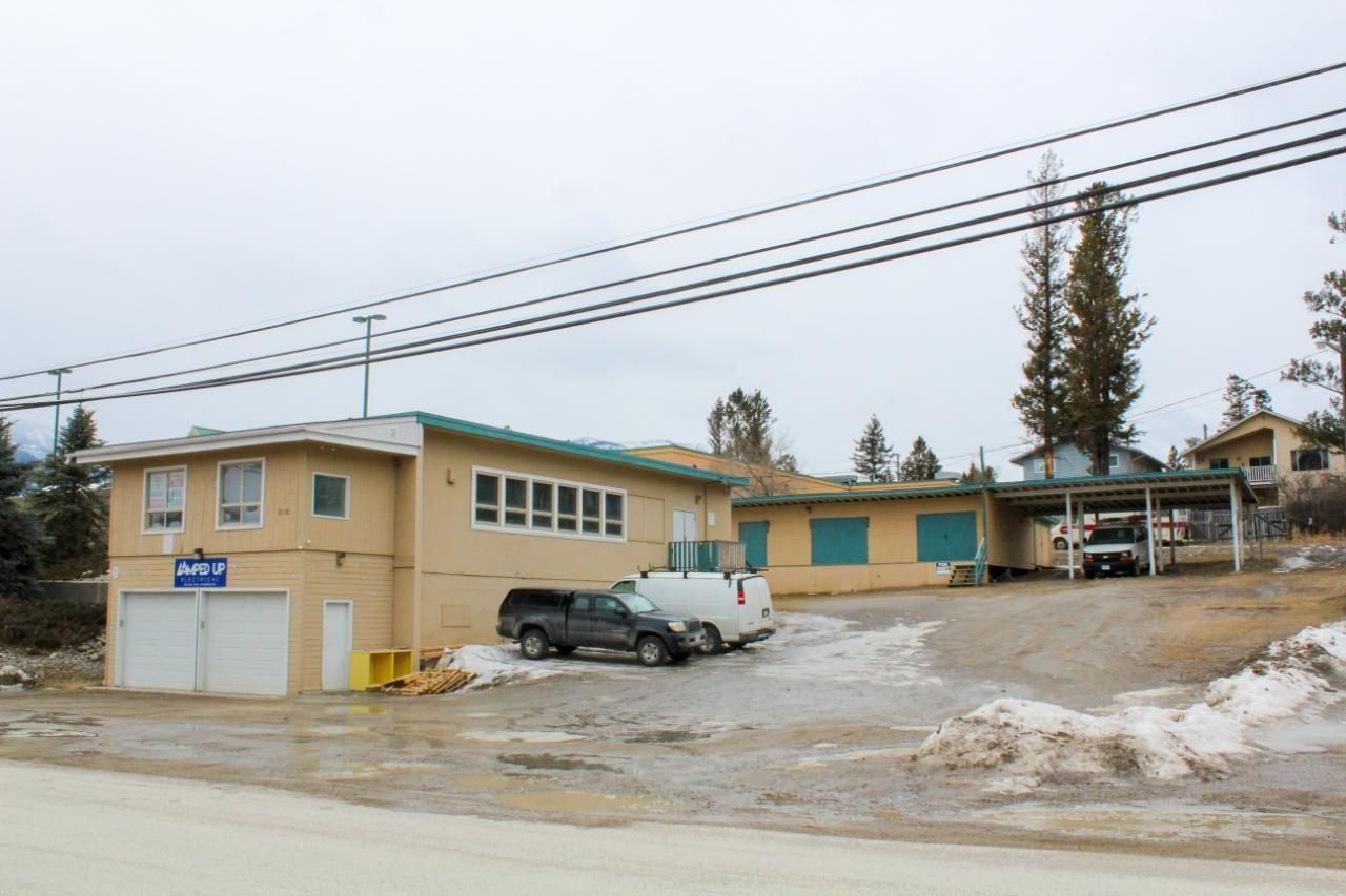 Main Photo: 218 7TH AVENUE in Invermere: Retail for sale : MLS®# 2456790