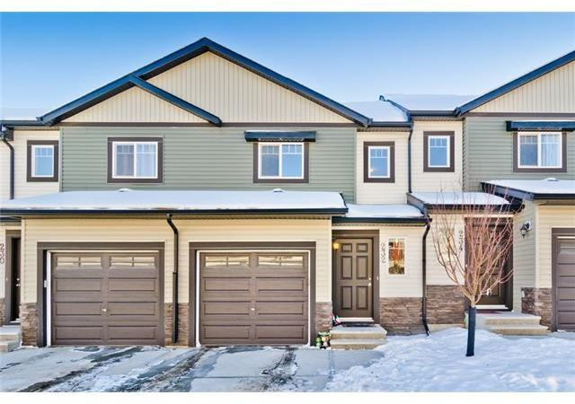 Main Photo: 232 PANTEGO Lane NW in Calgary: Panorama Hills Row/Townhouse for sale : MLS®# A1096054