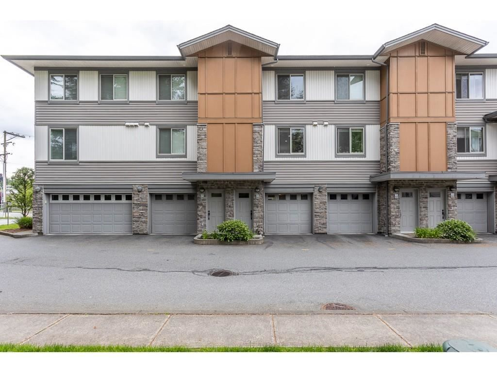 """Main Photo: 93 34248 KING Road in Abbotsford: Poplar Townhouse for sale in """"ARGYLE"""" : MLS®# R2585152"""