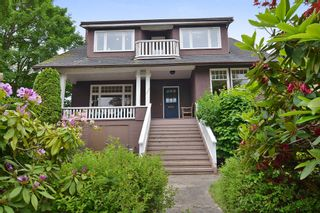 "Photo 1: 4606 W 11TH Avenue in Vancouver: Point Grey House for sale in ""POINT GREY"" (Vancouver West)  : MLS®# V1124721"