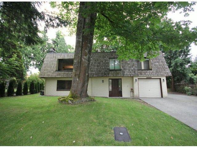 Main Photo: 10540 SUNCREST Drive in Delta: Nordel House for sale (N. Delta)  : MLS®# F1414167
