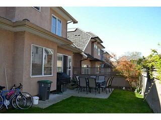 "Photo 16: 18 3363 ROSEMARY HEIGHTS Crescent in Surrey: Morgan Creek Townhouse for sale in ""ROCKWELL"" (South Surrey White Rock)  : MLS®# F1438051"