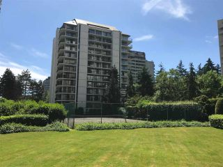 """Photo 1: 1007 4165 MAYWOOD Street in Burnaby: Metrotown Condo for sale in """"PLACE ON THE PARK"""" (Burnaby South)  : MLS®# R2182230"""