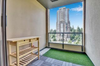 """Photo 17: 607 7368 SANDBORNE Avenue in Burnaby: South Slope Condo for sale in """"MAYFAIR PLACE"""" (Burnaby South)  : MLS®# R2598493"""