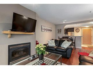 """Photo 6: 113 1111 LYNN VALLEY Road in North Vancouver: Lynn Valley Condo for sale in """"THE DAKOTA"""" : MLS®# V1052870"""