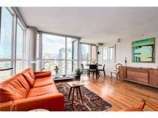 "Photo 7: 2309 1188 RICHARDS Street in Vancouver: Yaletown Condo for sale in ""PARK PLAZA"" (Vancouver West)  : MLS®# V1112068"