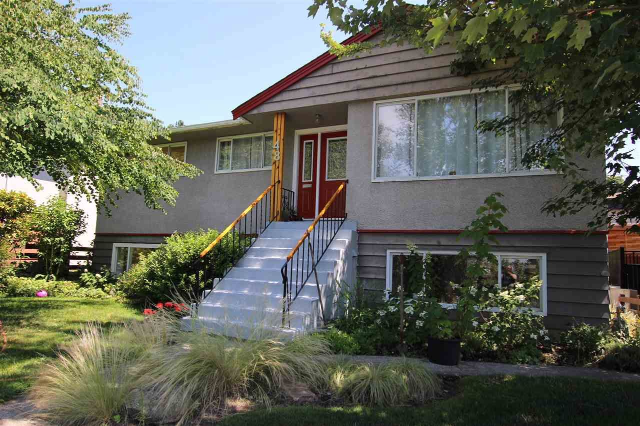Main Photo: 48 GAMMA Avenue in Burnaby: Capitol Hill BN House for sale (Burnaby North)  : MLS®# R2368448