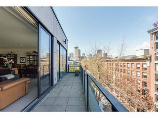 """Photo 6: 604 12 WATER Street in Vancouver: Downtown VW Condo for sale in """"WATER STREET GARAGE"""" (Vancouver West)  : MLS®# V1119497"""