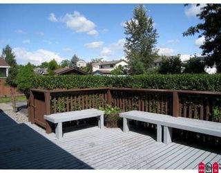 Photo 10: 8462 152ND Street in Surrey: Fleetwood Tynehead House for sale : MLS®# F2910310