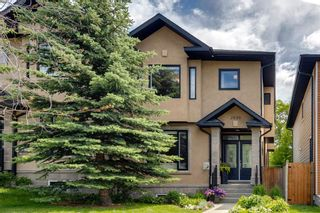 Main Photo: 2030 24A Street SW in Calgary: Richmond Semi Detached for sale : MLS®# A1122980
