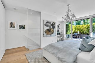 """Photo 33: 1879 W 2ND Avenue in Vancouver: Kitsilano Townhouse for sale in """"BLANC"""" (Vancouver West)  : MLS®# R2592670"""