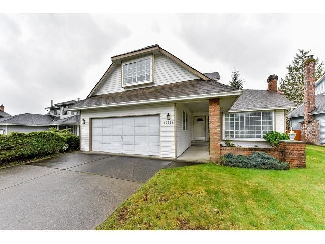 "Main Photo: 15518 93RD Avenue in Surrey: Fleetwood Tynehead House for sale in ""BERKSHIRE PARK"" : MLS®# R2052832"