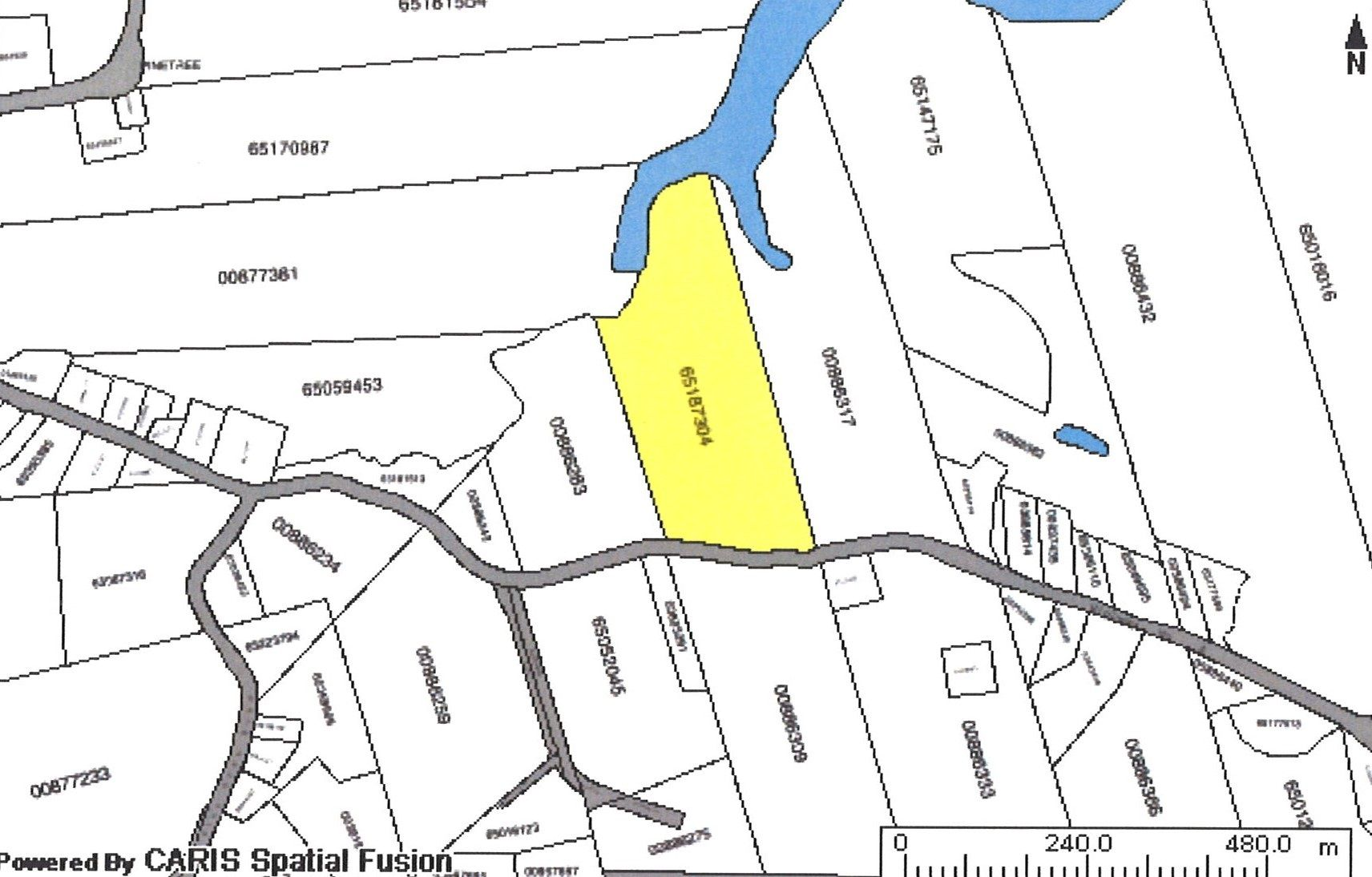Main Photo: Highway 4 in Pine Tree: 108-Rural Pictou County Vacant Land for sale (Northern Region)  : MLS®# 202105390
