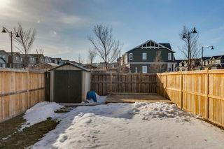 Photo 47: 209 Auburn Meadows Place SE in Calgary: Auburn Bay Semi Detached for sale : MLS®# A1072068