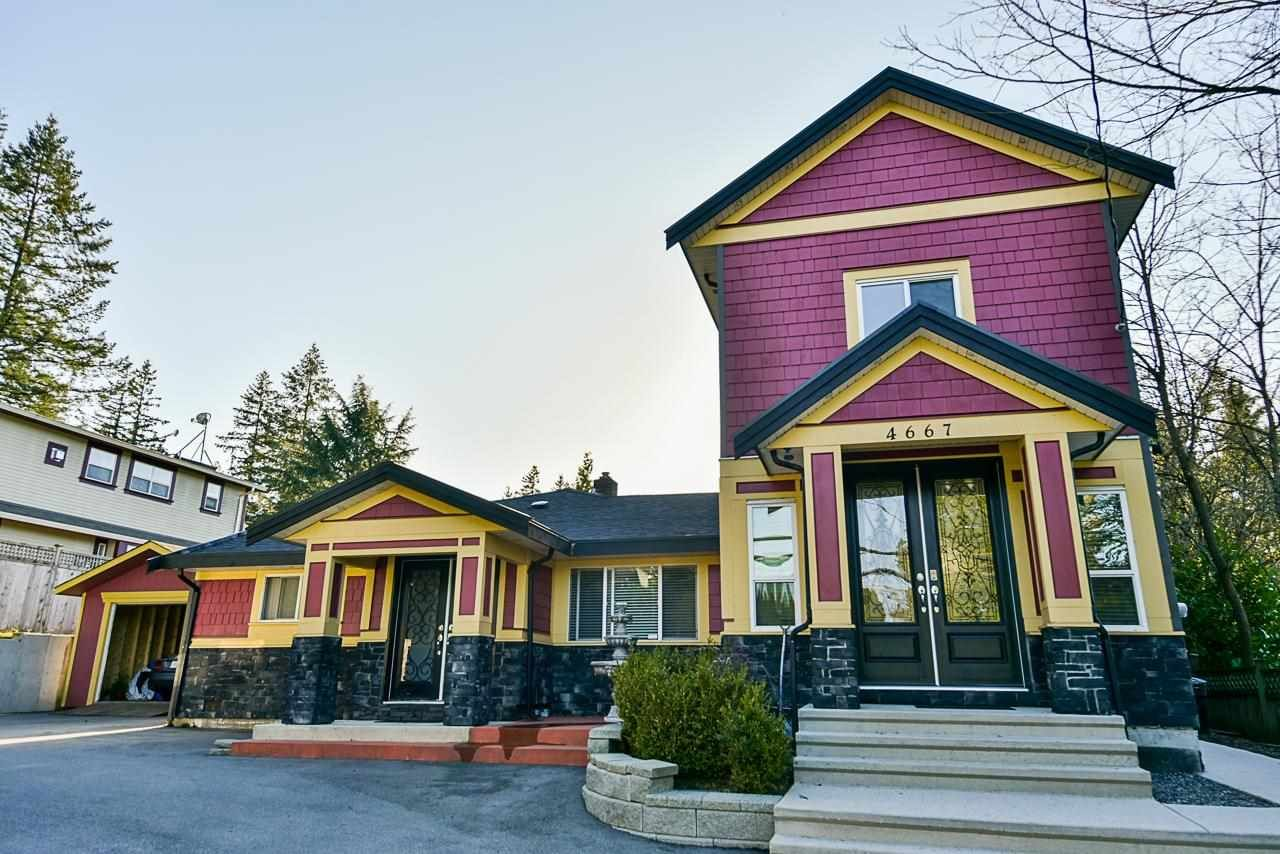 """Main Photo: 4667 200 Street in Langley: Langley City House for sale in """"Langley"""" : MLS®# R2588776"""