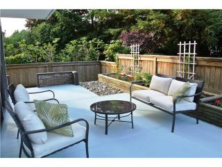 """Photo 1: 110 6669 TELFORD Avenue in Burnaby: Metrotown Condo for sale in """"FIRCREST"""" (Burnaby South)  : MLS®# V966561"""