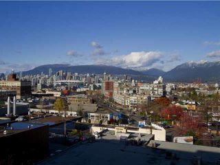 "Photo 2: 609 298 E 11TH Avenue in Vancouver: Mount Pleasant VE Condo for sale in ""THE SOPHIA"" (Vancouver East)  : MLS®# R2096867"
