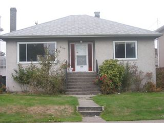 Photo 1: 2769 East 3rd Avenue in Vancouver: House for sale (Renfrew VE)  : MLS®# 365548