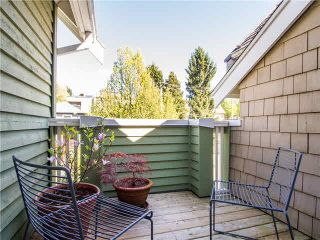 """Photo 19: 1625 MCLEAN Drive in Vancouver: Grandview VE Townhouse for sale in """"COBB HILL"""" (Vancouver East)  : MLS®# V1116697"""