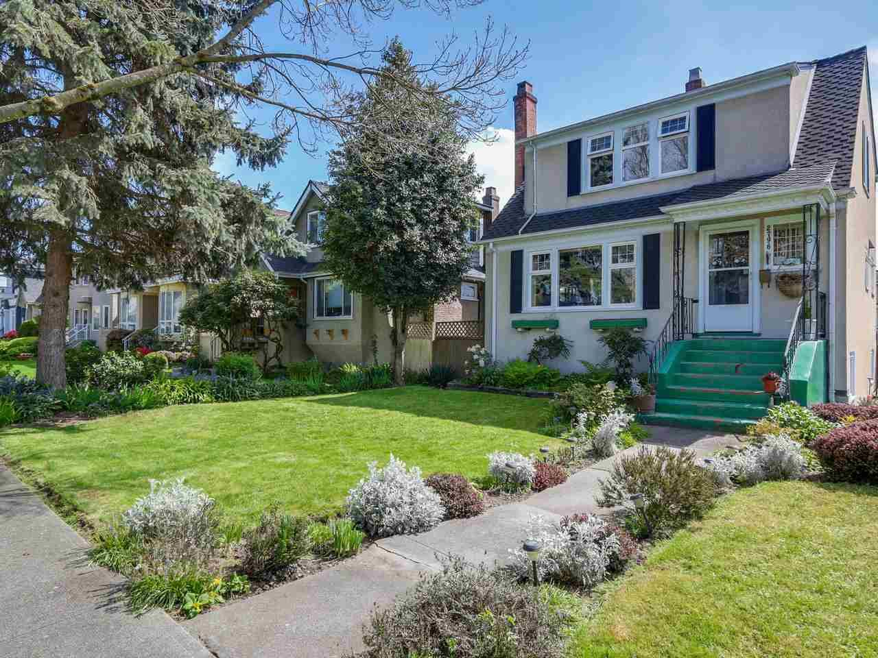 Photo 2: Photos: 2796 W 21ST Avenue in Vancouver: Arbutus House for sale (Vancouver West)  : MLS®# R2078868