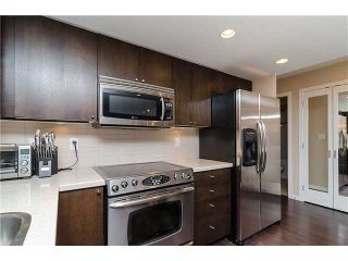 """Photo 5: 401 4400 BUCHANAN Street in Burnaby: Brentwood Park Condo for sale in """"MOTIF"""" (Burnaby North)  : MLS®# V1048182"""