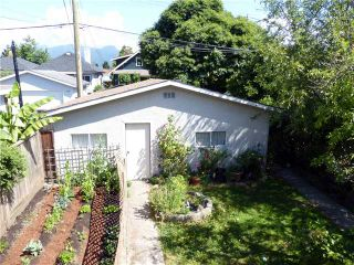"""Photo 18: 2727 FRANKLIN Street in Vancouver: Hastings East House for sale in """"HASTINGS SUNRISE"""" (Vancouver East)  : MLS®# V1128916"""