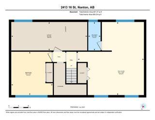Photo 31: 2413 16 Street: Nanton Detached for sale : MLS®# A1122519