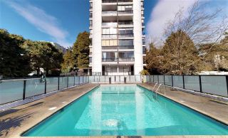 "Photo 33: 1703 650 16TH Street in West Vancouver: Ambleside Condo for sale in ""Westshore Place"" : MLS®# R2543449"