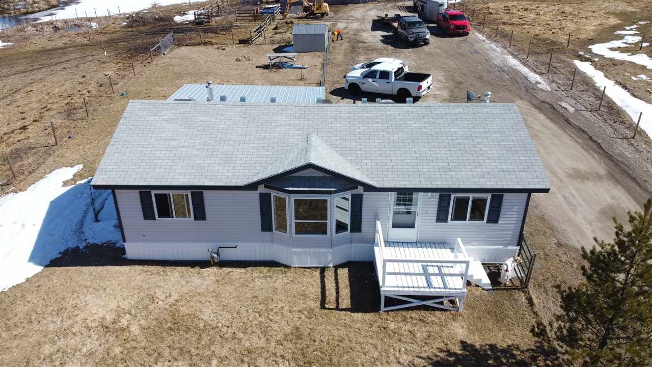 Main Photo: 750 CAMPBELL Road in Williams Lake: Williams Lake - Rural North Manufactured Home for sale (Williams Lake (Zone 27))  : MLS®# R2564403