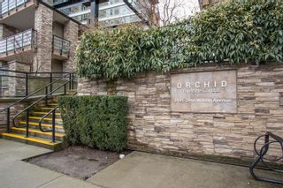 """Photo 2: 518 2495 WILSON Avenue in Port Coquitlam: Central Pt Coquitlam Condo for sale in """"ORCHID RIVERSIDE CONDOS"""" : MLS®# R2585848"""