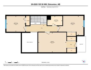 Photo 30: 20 2020 105 Street in Edmonton: Zone 16 Townhouse for sale : MLS®# E4254699