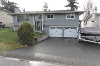 Photo 1: 2669 VALEMONT Crescent in Abbotsford: Abbotsford West House for sale : MLS®# R2556564