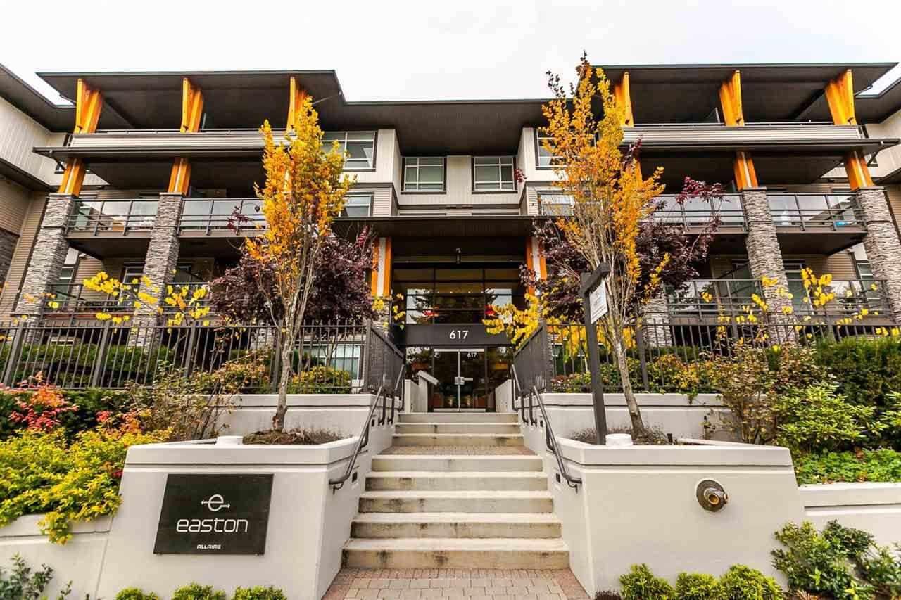 """Main Photo: 107 617 SMITH Avenue in Coquitlam: Coquitlam West Condo for sale in """"EASTON"""" : MLS®# R2220282"""
