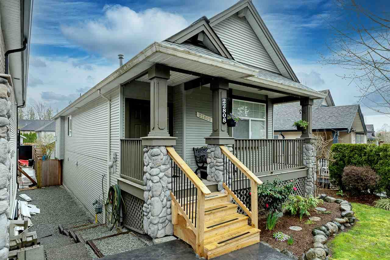 Main Photo: 22808 116 Avenue in Maple Ridge: East Central House for sale : MLS®# R2562925