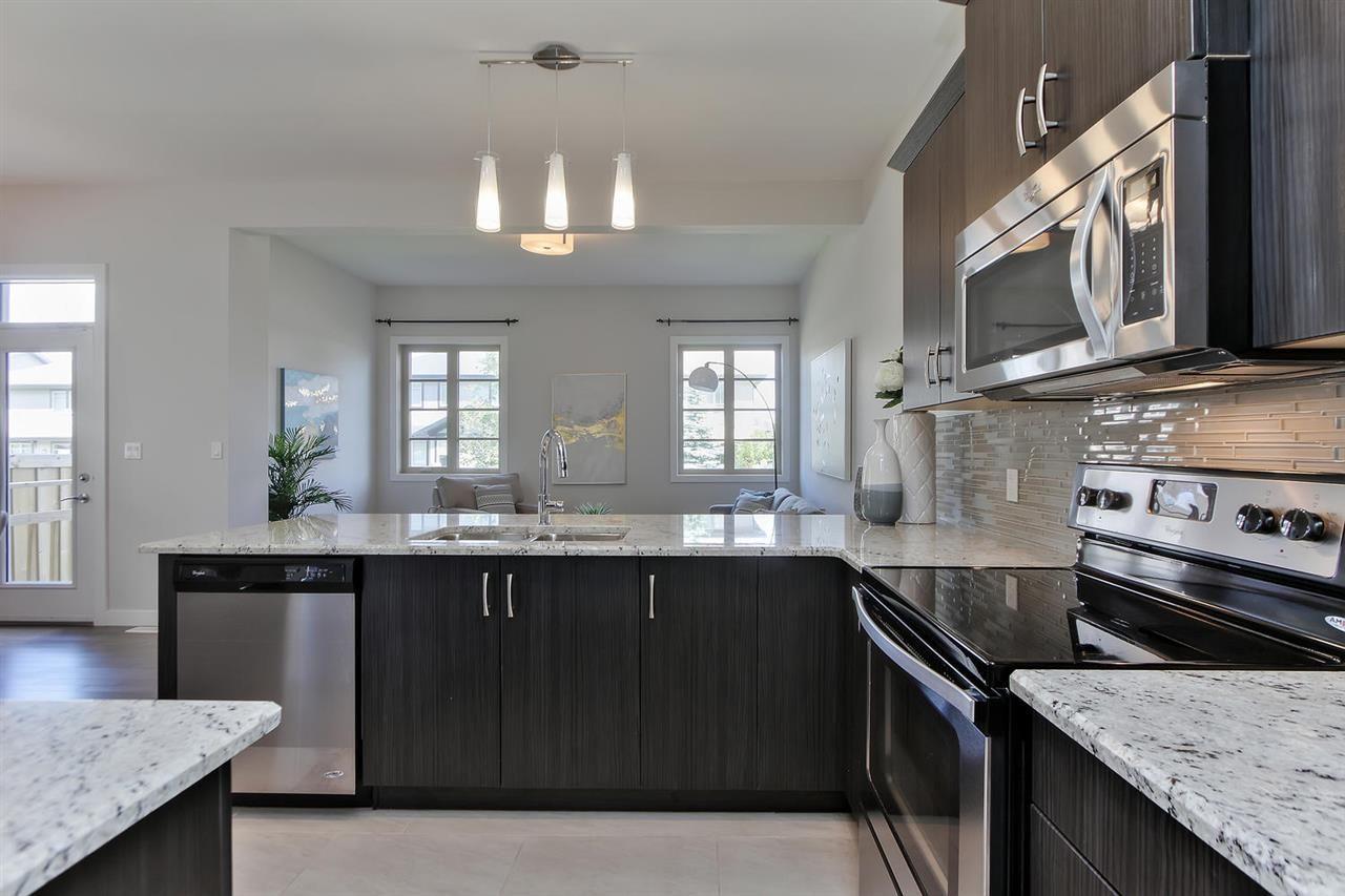 Main Photo: ANDERSON CO SW in Edmonton: Zone 56 House Half Duplex for sale : MLS®# E4161425