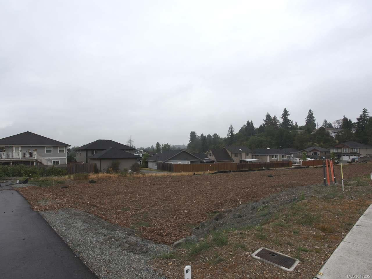 Main Photo: 569 Menzies Ridge Dr in NANAIMO: Na University District Land for sale (Nanaimo)  : MLS®# 817295
