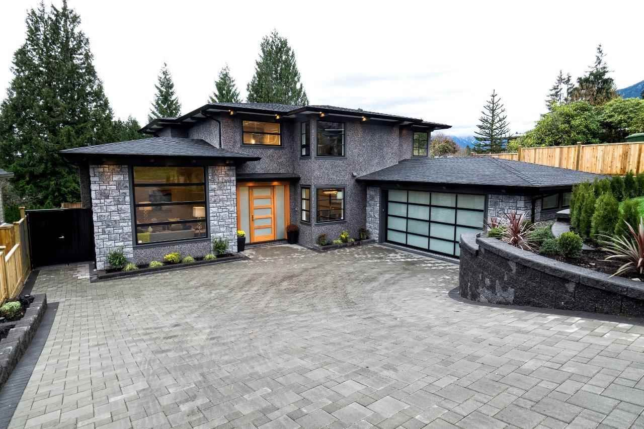 Main Photo: 4579 RANGER AVENUE in North Vancouver: Canyon Heights NV House for sale : MLS®# R2023136