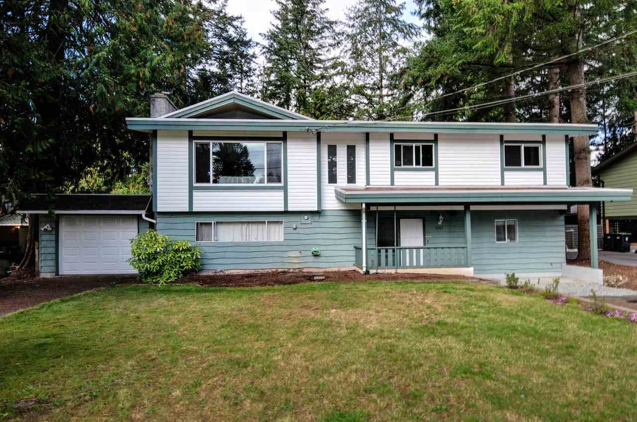 Main Photo: 3885 201A STREET in : Brookswood Langley House for sale : MLS®# R2090051