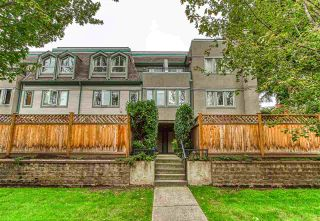 """Main Photo: 6 1215 BRUNETTE Avenue in Coquitlam: Maillardville Townhouse for sale in """"Place Fountaine Bleu"""" : MLS®# R2407958"""
