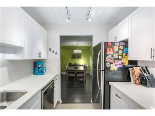 """Photo 7: 17 1350 W 6TH Avenue in Vancouver: Fairview VW Townhouse for sale in """"PEPPER RIDGE"""" (Vancouver West)  : MLS®# V1094949"""