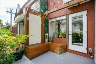 """Photo 25: 4 719 E 31ST Avenue in Vancouver: Fraser VE Townhouse for sale in """"ALDERBURY VILLAGE"""" (Vancouver East)  : MLS®# R2591703"""