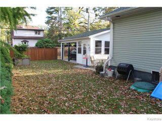 Photo 19: 70 Elm Park Road in Winnipeg: Elm Park Residential for sale (2C)  : MLS®# 1625486