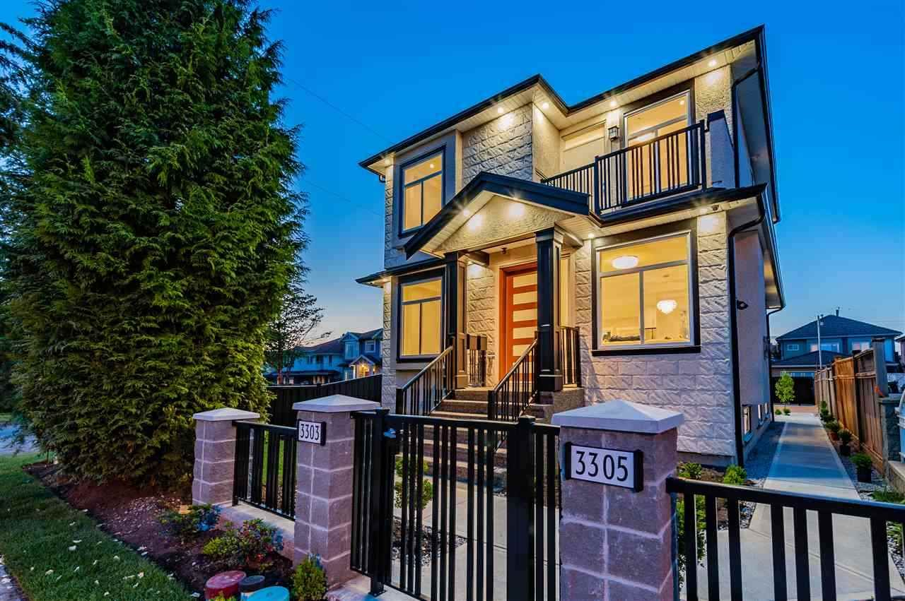 Main Photo: 3303 E 44TH AVENUE in Vancouver: Killarney VE House for sale (Vancouver East)  : MLS®# R2525461