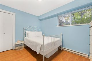 """Photo 16: 6 2780 ALMA Street in Vancouver: Kitsilano Townhouse for sale in """"Twenty on the Park"""" (Vancouver West)  : MLS®# R2575885"""