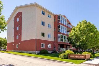 Main Photo: 406 366 FIRST Street in Steinbach: R16 Condominium for sale : MLS®# 202115010