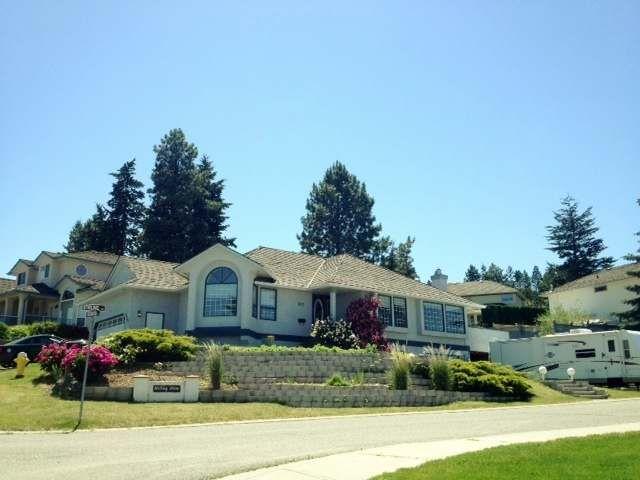 Main Photo: 955 HEATHERTON Court in : Aberdeen House for sale (Kamloops)  : MLS®# 131037