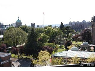 Photo 2: N701 737 Humboldt Street in : Vi Downtown Condo for sale (Victoria)  : MLS®# 272227